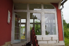 Terasz beépítés Szada